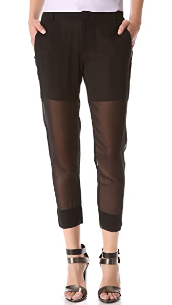 Vince Sheer Slim Pants