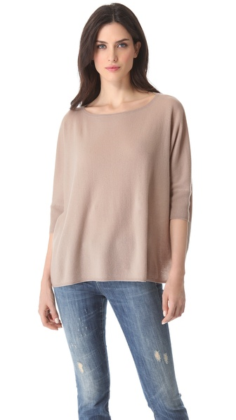 Vince Popover Cashmere Sweater