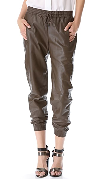 results for leather jogging pants Save leather jogging pants to get e-mail alerts and updates on your eBay Feed. Unfollow leather jogging pants to stop getting updates on your eBay feed.