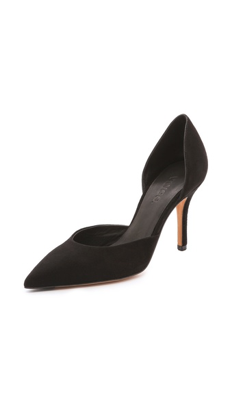 Vince Celeste D'Orsay Pumps - Black at Shopbop / East Dane