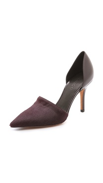 Vince Claire Haircalf d'Orsay Pumps