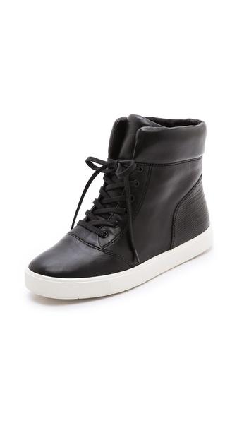 Vince Cori High Top Sneakers