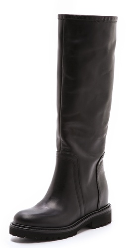 Vince Crosby Tall Flat Boots at Shopbop / East Dane