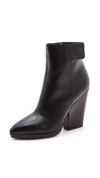 Vince Luisa High Heel Booties