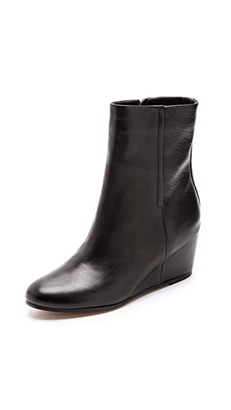 Vince Michela Wedge Booties