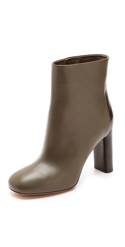 Vince Paige High Heel Booties at Shopbop / East Dane