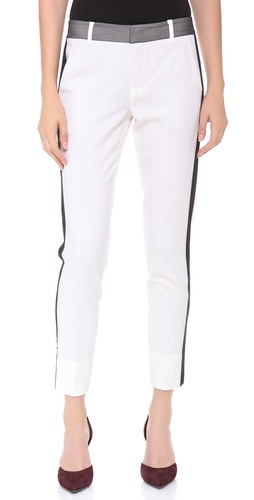 Vince Organza Strapping Trousers at Shopbop / East Dane