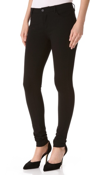 Vince Ponte Pants - Black at Shopbop / East Dane