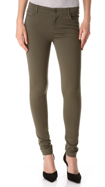 Vince Ponte Pants - Taupe at Shopbop / East Dane