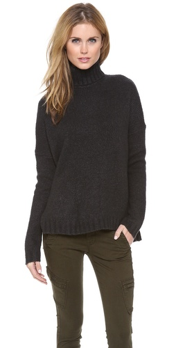Vince Cozy Turtleneck Sweater at Shopbop / East Dane