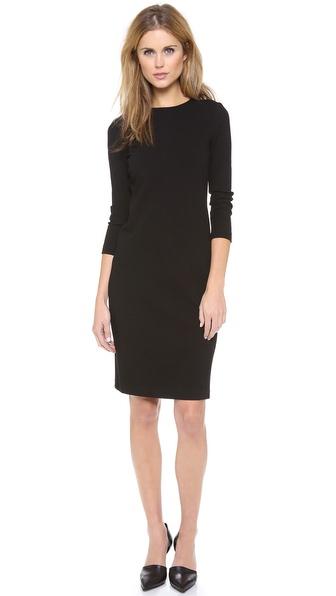 Vince 3/4 Sleeve Dress