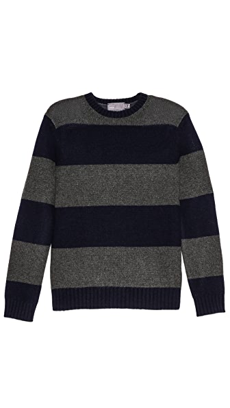 Vince Rugby Cashmere Sweater