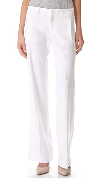 Vince Silk Strapping Trousers