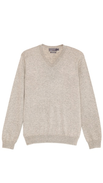 Vince Cashmere V Neck Sweater