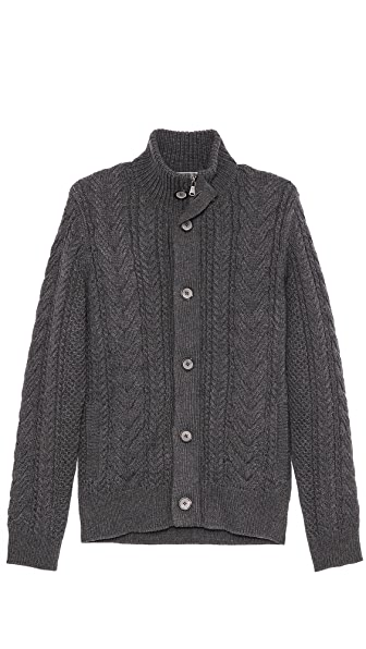 Vince Cable Knit Cardigan