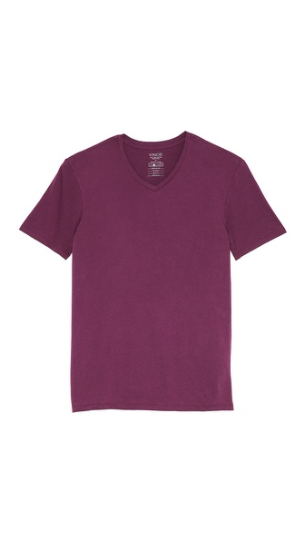 Vince Favorite V Neck T-Shirt