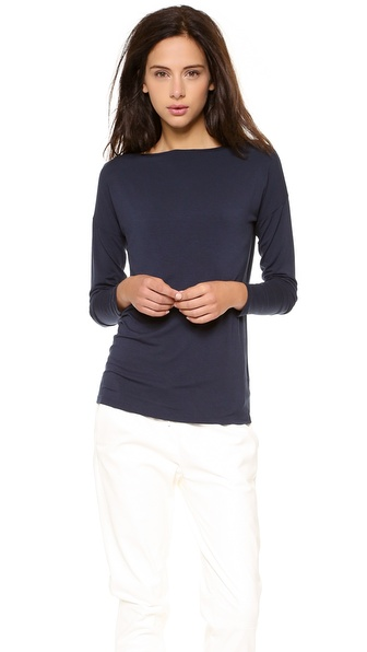 Vince Boatneck Tee - Coastal at Shopbop / East Dane