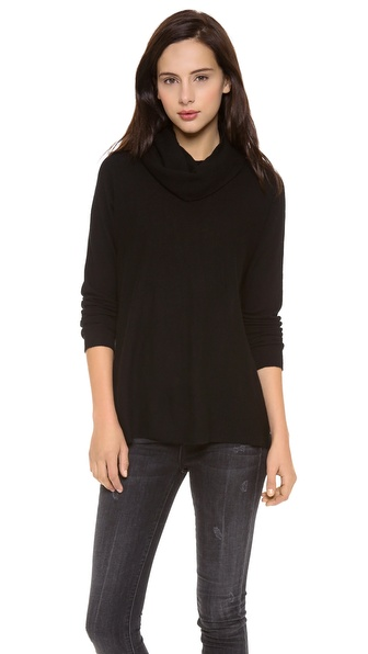 Vince Long Sleeve Cashmere Sweater