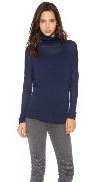Vince Fine Gauge Turtleneck