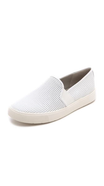 Vince Blair Slip On Sneakers - White at Shopbop / East Dane