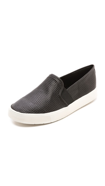 Vince Blair Slip On Sneakers - Black at Shopbop / East Dane