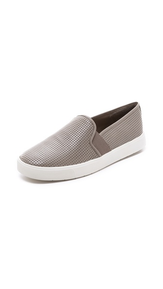 Vince Blair Slip On Sneakers - Woodsmoke at Shopbop / East Dane