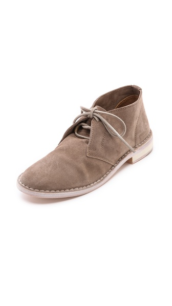 Vince Miller Desert Booties - Woodsmoke at Shopbop / East Dane
