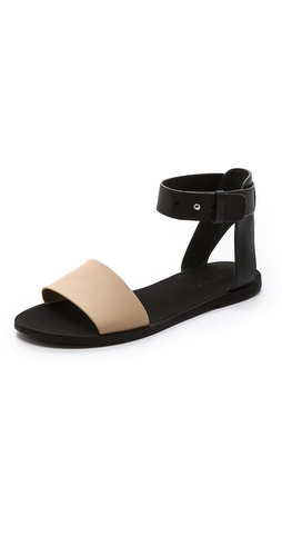 Vince Sawyer Flat Sandals at Shopbop / East Dane