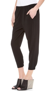 Vince Wrap Seam Pants
