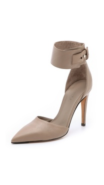 Vince Ada Ankle Strap Pumps