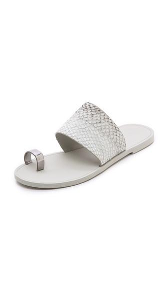 Vince Sandrine Toe Ring Sandals