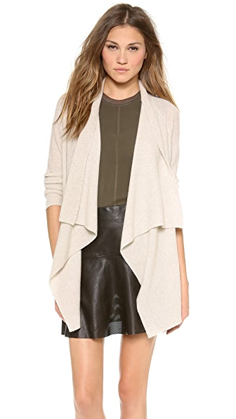Vince Chevrol Cashmere Cardigan
