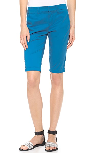 Vince Side Strap Bermuda Shorts
