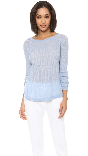 Vince Deep Raglan Sweater