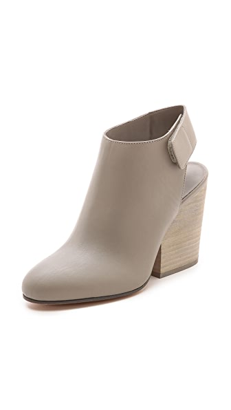 Vince Ingrid Cutout Booties