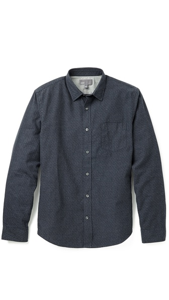 Vince Single Pocket Shirt