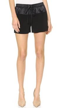 Vince Drop Yoke Jogging Shorts