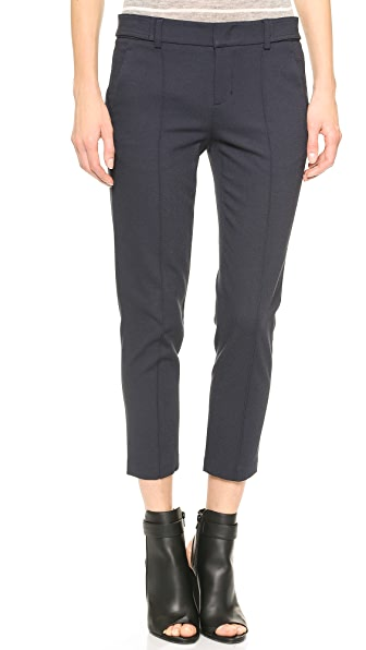 Vince Snap Tab Menswear Trousers
