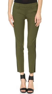 Vince Double Strapping Trousers