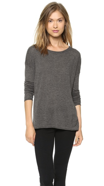 Vince Lightweight Crew Neck Sweater