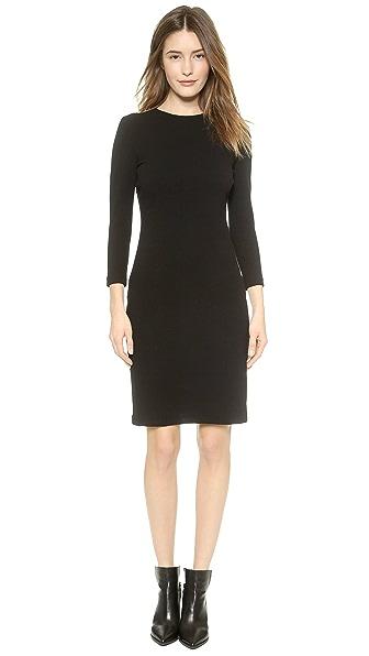 Kupi Vince haljinu online i raspordaja za kupiti Vince 3/4 Sleeve Dress Black online