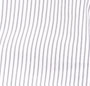 Blue Stripe/White