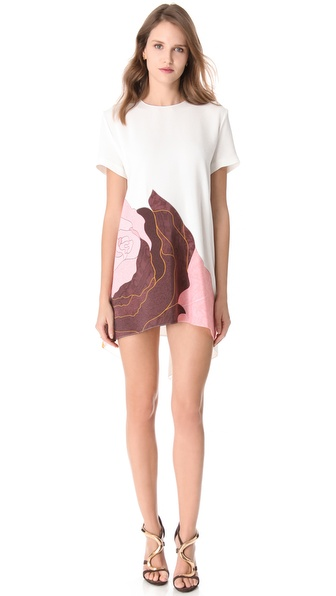 Vionnet Pink Orchid Dress