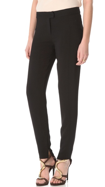 Vionnet Stretch Cady Pants