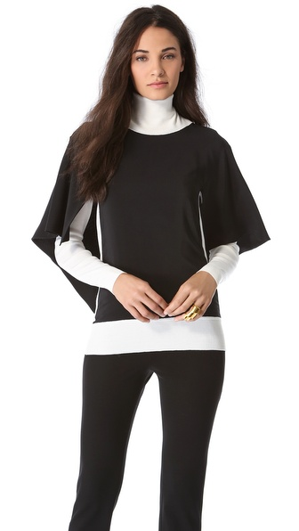 Vionnet High Neck Sweater
