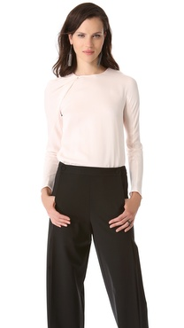 Vionnet Long Sleeve Blouse