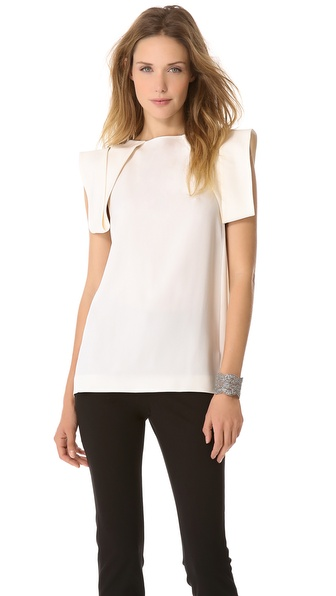 Vionnet Sleeveless Top
