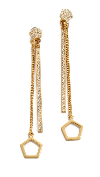 Vita Fede Geo Drop Earrings