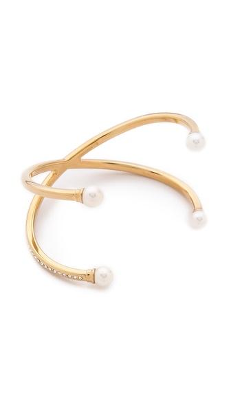 Vita Fede Double Crossed Bracelet