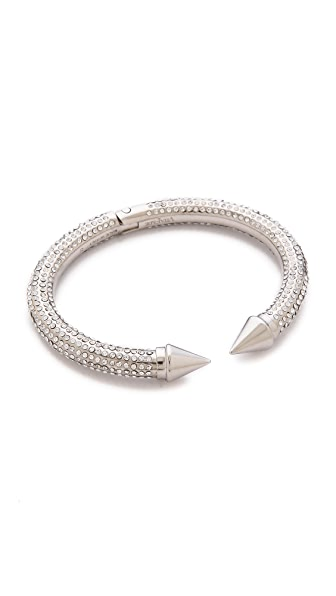 Vita Fede Mini Titan All Over Crystal Bracelet